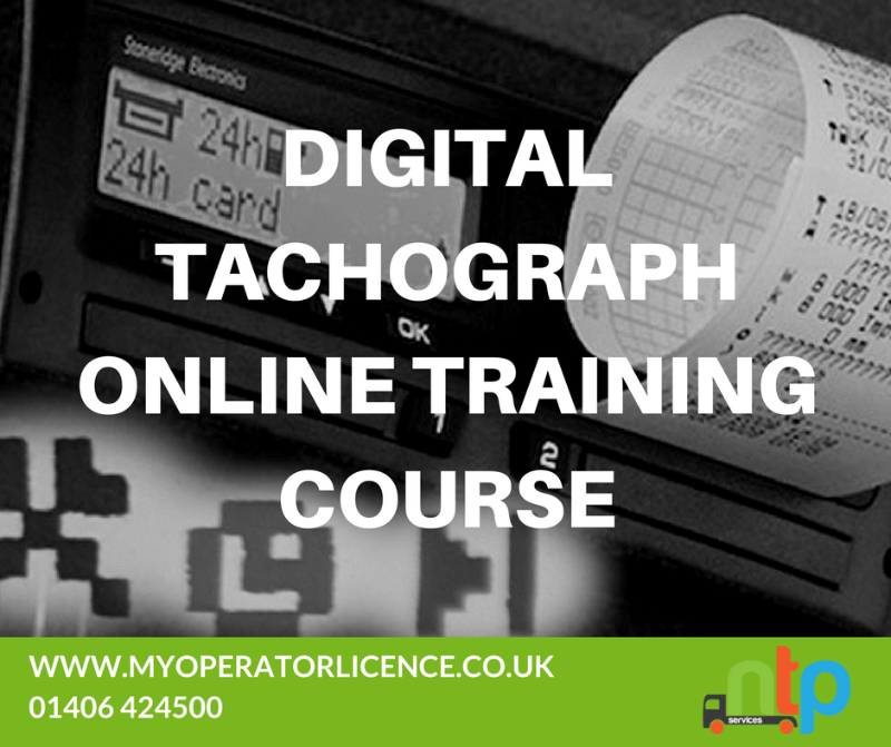 How To Use A Digital Tachograph Understanding Pictograms The